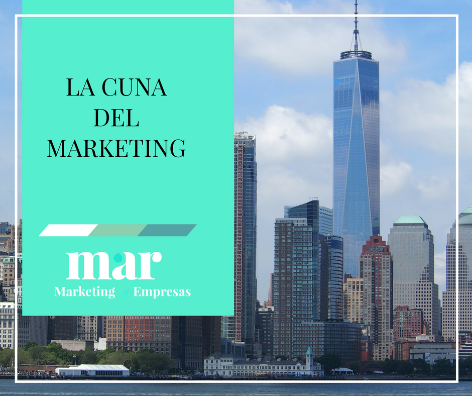 La cuna del marketing