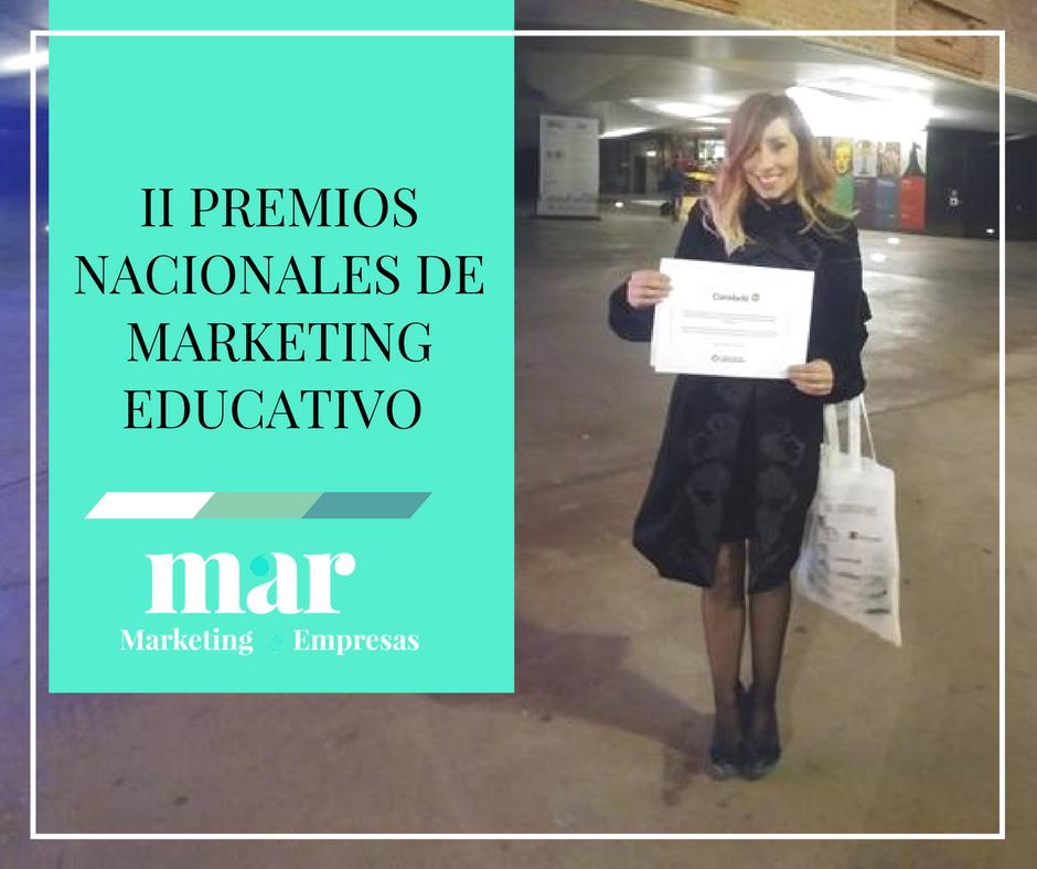 Premios Nacionales de Marketing Educativo